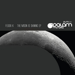FEDOR K - The Moon Is Shining (EP) (Front Cover)
