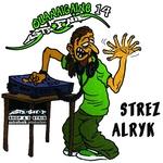 STREZ/ALRYK - Ouanaigaine, Vol 14 (Front Cover)