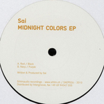 SAI - Midnight Colours EP (Front Cover)