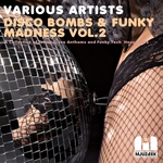 VARIOUS - Disco Bombs & Funky Madness Vol.2 (Front Cover)