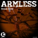 ARMLESS - Break It Up (Front Cover)