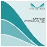 MR FRESH - Underground Rain (Front Cover)