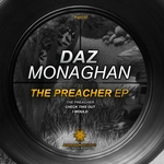 MONAGHAN, Daz - The Preacher EP (Front Cover)