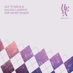 TUMBLE, Alf/HALINA LARSSON - The Right Words EP (Front Cover)