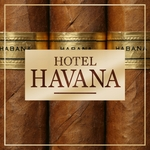 VARIOUS - Hotel Havana (Front Cover)