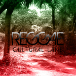 VARIOUS - Reggae Cultural Lane Platinum Edition (Front Cover)
