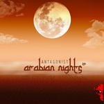 ANTAGONIST - Arabian Nights EP (Front Cover)