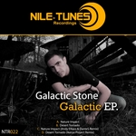 GALACTIC STONE - Galactic EP (Front Cover)