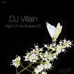 DJ VILLAIN - Flight Of The Butterfly EP (Front Cover)