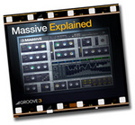 GROOVE 3 INC - Massive Explained (Video Tutorial) (Front Cover)