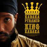 KABAKA PYRAMID - King Kabaka (Front Cover)