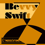 BEVVY SWIFT - Monochrome (Front Cover)