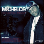 MICHELOB - I'm Living Proof (Front Cover)