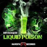 NITROGEN - Liquid Poison (Front Cover)