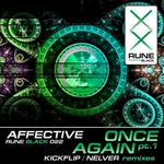AFFECTIVE - Once Again pt 1 (Front Cover)