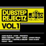 VARIOUS - Dubstep Rejectz Vol 1 (Front Cover)