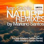 STABILE, Ivan - Nature (Mariano Santos remixes) (Front Cover)
