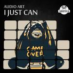 AUDIO ART - I Just Can (Front Cover)