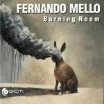 FERNANDO MELLO - Burning Room (Front Cover)
