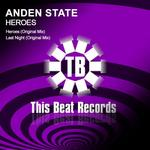 ANDEN STATE - Heroes (Front Cover)