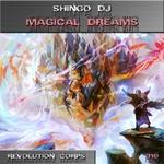 SHINGO DJ - Magical Dreams (Front Cover)