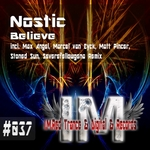 NOSTIC - Believe (Front Cover)