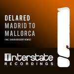 DELARED - Madrid To Mallorca (Front Cover)