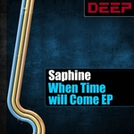 Saphine - When Time Will Come EP (Front Cover)