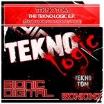 TEKNO TOM - The Tekno Logic EP (Front Cover)