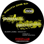 ALMIR LJUSA - Eighth One EP (Front Cover)