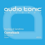 FRANKEY & SANDRINO - Comeback (Front Cover)