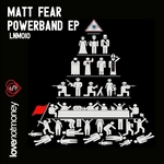 FEAR, Matt - Powerband EP (Front Cover)