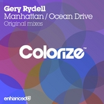 RYDELL, Gery - Manhattan (Front Cover)