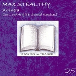 STEALTHY, Max - Arrinera (Front Cover)