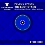 PULSE & SPHERE - The Lost Stars (Front Cover)