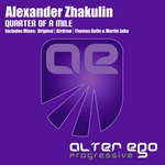 ZHAKULIN, Alexander - Quarter Of A Mile (Front Cover)