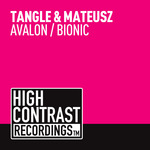 TANGLE & MATEUSZ - Bionic/Avalon (Front Cover)