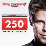 FERRY CORSTEN/VARIOUS - Ferry Corsten Presents Corstenas Countdown 250 Official Bundle (Front Cover)