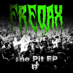 FREQAX - The Pit EP (Front Cover)