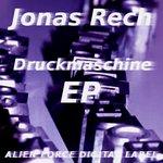 RECH, Jonas - Druckmaschne EP (Front Cover)