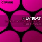 HEATBEAT - Rocker Monster/Arganda (Front Cover)