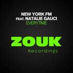 NEW YORK FM feat NATALIE GAUCI - Everytime (Front Cover)