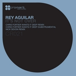 AGUILAR, Rey - It's Not Over (Front Cover)
