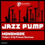 MONOMODE - Jazz Pump (Front Cover)
