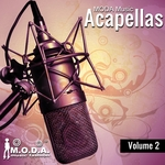 VARIOUS - MODA Music Acapellas, Vol 2 (Front Cover)