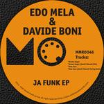 EDO MELA/DAVIDE BONI - Ja Funk EP (Front Cover)