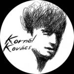 KORNEL KOVACS - Baby Step/Down Since '92 (Front Cover)