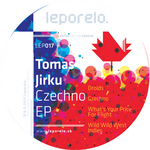 JIRKU, Tomas - Czechno EP (Front Cover)