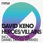 KENO, David - Villains/Heroes (Front Cover)