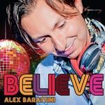 BARATTINI, Alex - Believe (Front Cover)